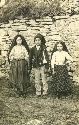 The Children of Fatima, Lucia Dos Santos, Francisco Marto, Jacinta Marto